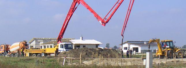 Gyvenamųjų namu ir kitos paskirties pastatų statyba